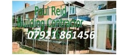 Paul Reid Building Contractor