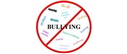 BULLYING IS FOR WIMPS