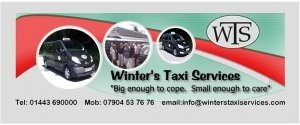 Winters Taxi Services - Merthyr Tydfil