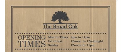 The Broad Oak
