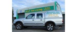 Moduron Fali, Valley Motors. Sponsors