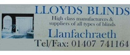 LLOYDS BLINDS