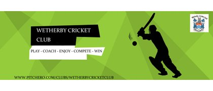Come play for Wetherby CC