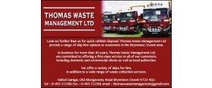 Thomas Waste Management