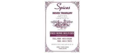 Spices Indian Takeaway