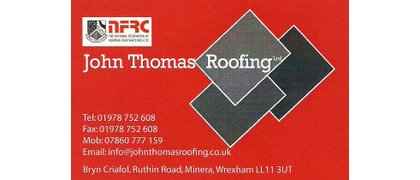 JOHN THOMAS ROOFING