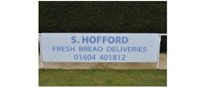 S.Hofford Fresh Bread Deliveries