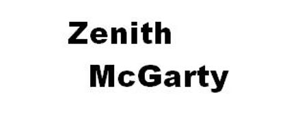 Zenith McGarty