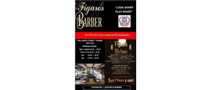@Figaro's Barbers