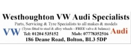 Westhoughton VW Audi Specialist