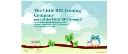 The Little BIG Ironing Company