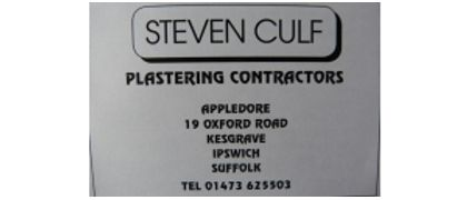 Steve Culf Plastering