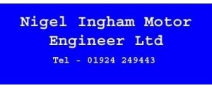 Nigel Ingham Motor Engineer Ltd