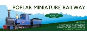 Poplar Miniture Railway