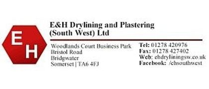E & H Dryling and Plastering (SW) Ltd