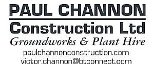 Paul Channon Construction Limited
