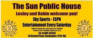 The Sun Public House