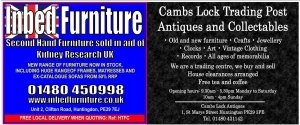 Inbed Furniture & Cambs Lock Trading Post