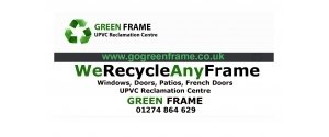 GREEN FRAME - UPVC Reclamation Centre