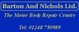Barton & Nichols Motor Body Repair Centre