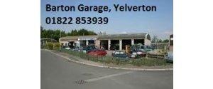Barton's Garage