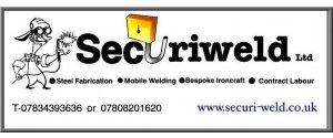 SECURIWELD  LTD