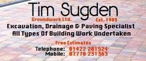 Tim Sugden Groundwork Limited