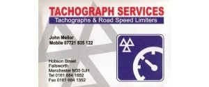 Tachograph Services