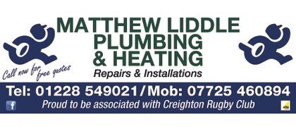 Matthew Liddle plumbing and heating