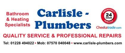 Carlisle plumbers