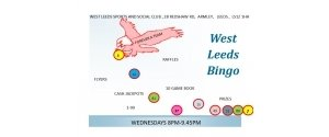 West Leeds Bingo