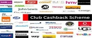 Support The Team With Our Cashback Scheme