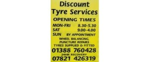 DISCOUNT TYRE SERVICES
