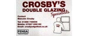 Crosby's Double Glazing Specialists