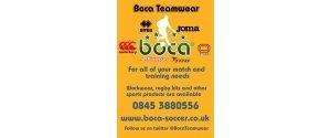 Boca Teamwear
