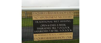 Esquires barbershop