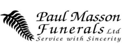 Paul Masson Funerals Ltd