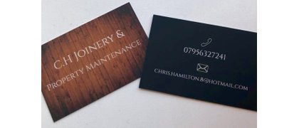 CH Joinery & Property Maintenance