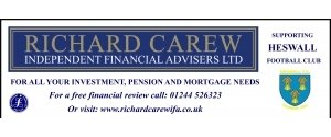 Richard Carew Independent Financial Advisers Ltd
