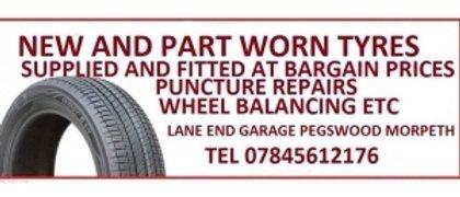 Lane End Garage