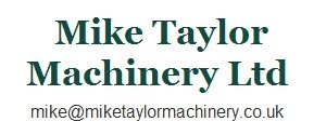 Mike Taylor Machinery