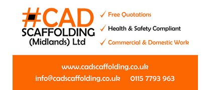 CAD Scaffolding (Midlands) Ltd