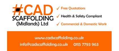 CAD Scaffolding (Midlands) Ltd