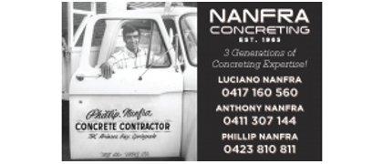 NANFRA CONCRETE