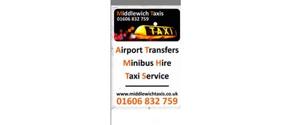Middlewich Taxis