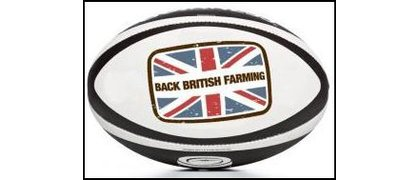 Tim Bradshaw - Supporting British Farming