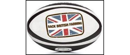 Tim Bradshaw - Supporting British Farming