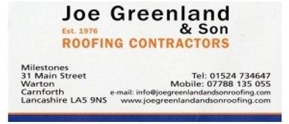 Joe Greenland Roofing