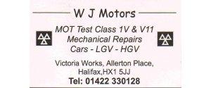 W J Motors