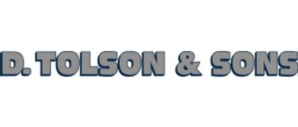 D Tolson and Sons